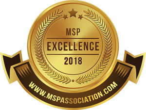 MSP Association TOP MSP Award 2018